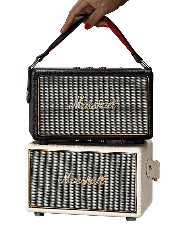 Marshall Kilburn Bluetooth Speaker at werd.com