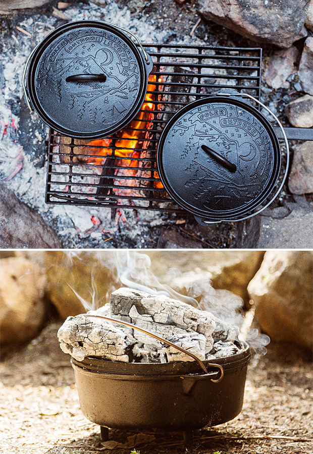 Poler Dutch Oven at werd.com