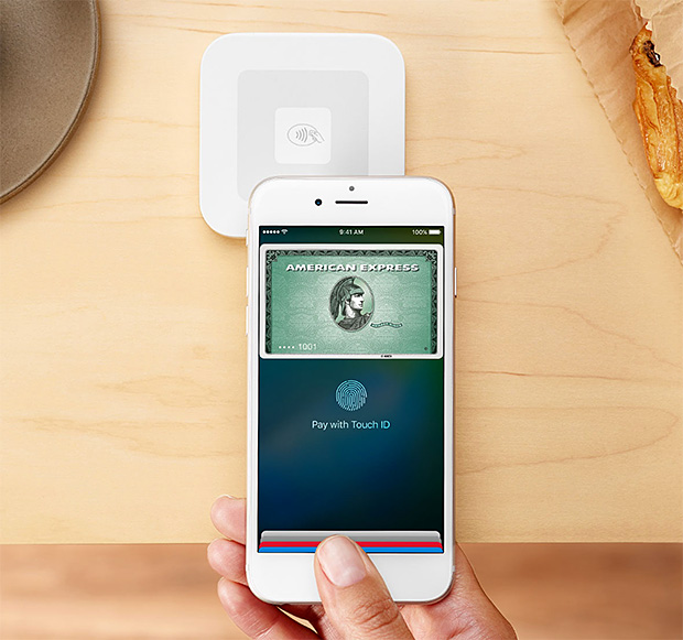 Square Apple Pay-Ready NFC And Card Chip Reader at werd.com
