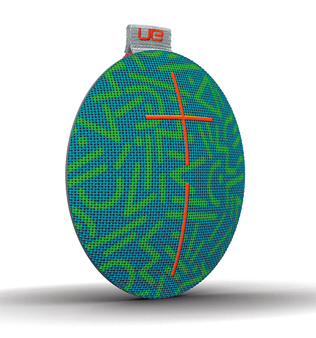 UE ROLL Bluetooth Speaker at werd.com