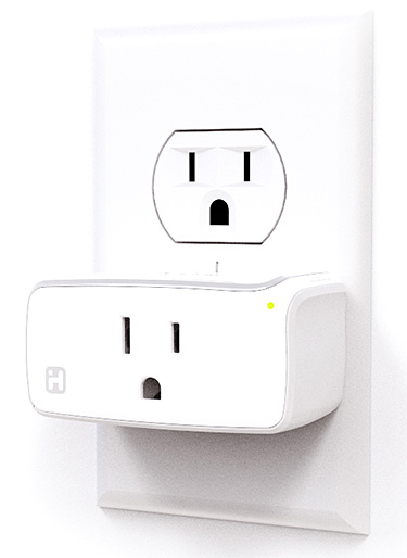 iHome WiFi-enabled Smart Plug at werd.com