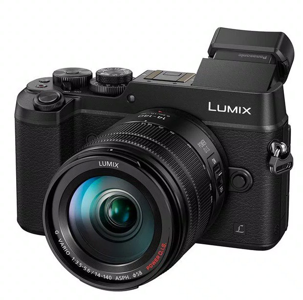 Panasonic Lumix GX8 at werd.com