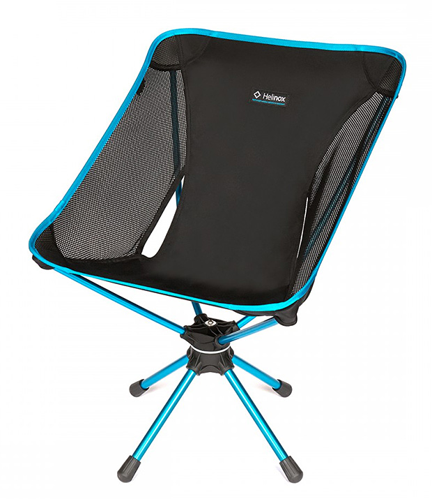 Helinox Swivel Chair at werd.com
