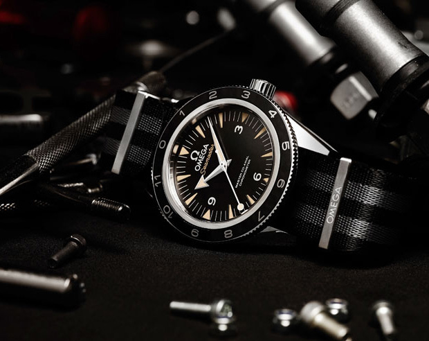 "OMEGA Seamaster 300 "" Spectre"" Limited Edition at werd.com"