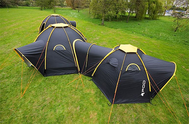 POD Tents at werd.com