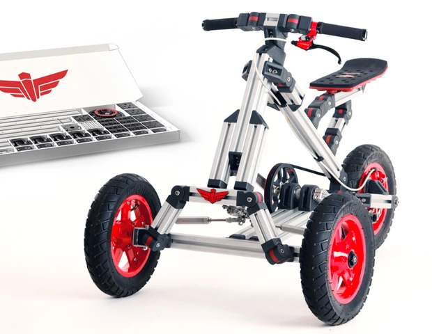 Infento Real Constructible Rides
