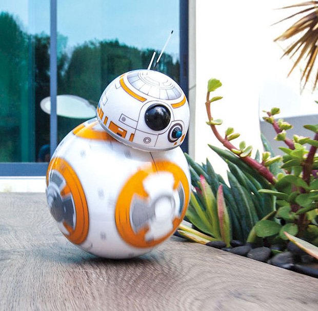 Sphero BB-8 Droid at werd.com