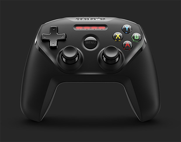 SteelSeries Nimbus Controller for Apple TV at werd.com