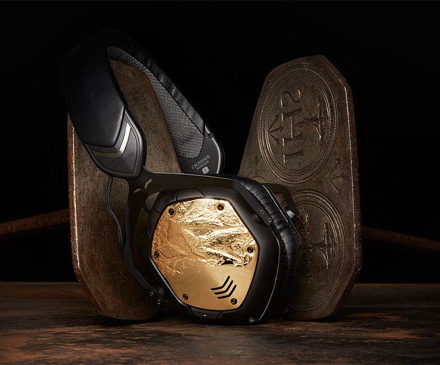 V-Moda Crossfade Wireless Headphones at werd.com