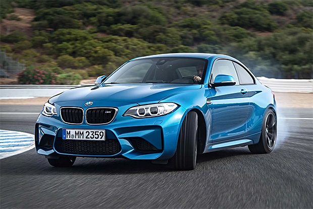 2016 BMW M2 at werd.com