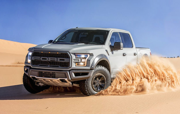 2017 Ford F-150 Raptor SuperCrew at werd.com