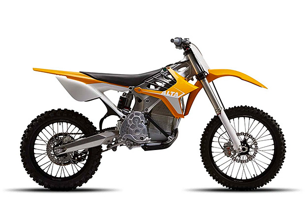 Alta Motors Redshift at werd.com