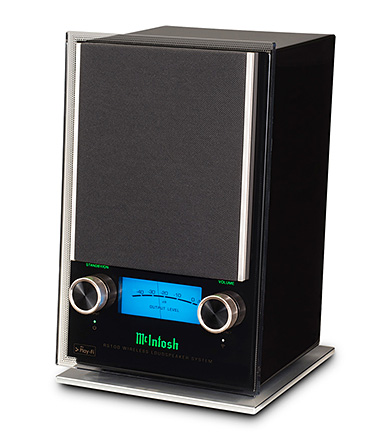 McIntosh RS100 Wireless Speaker at werd.com
