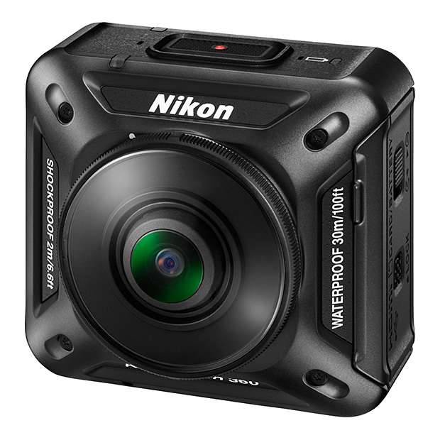 Nikon KeyMission 360 at werd.com