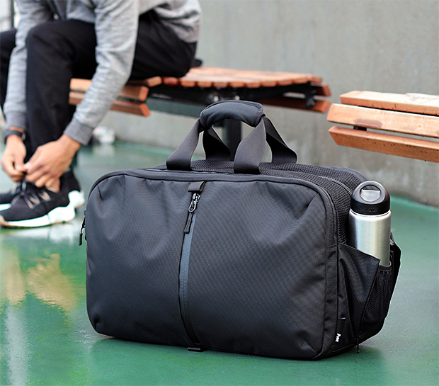 Aer Gym Duffel at werd.com
