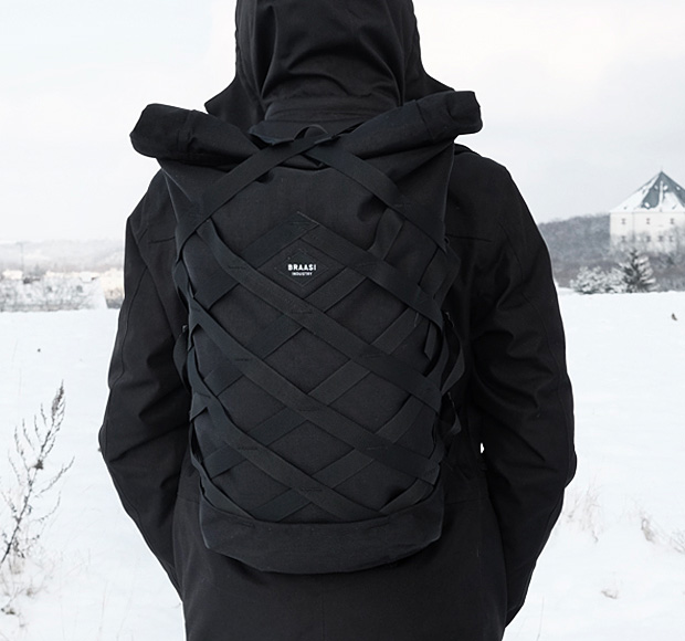Braasi Wicker Daypack at werd.com