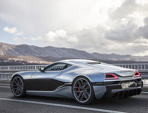Rimac Concept_One at werd.com