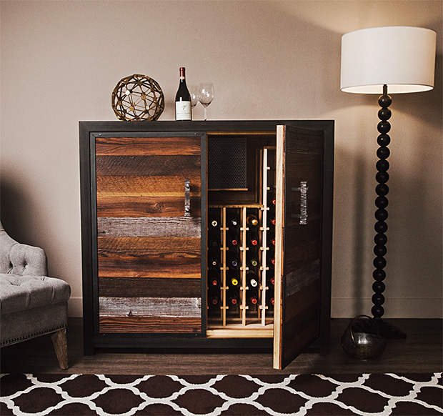 Sommi Wine Cellars Credenza at werd.com