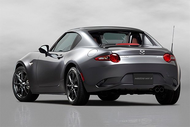 2017 Mazda MX-5 Miata RF at werd.com