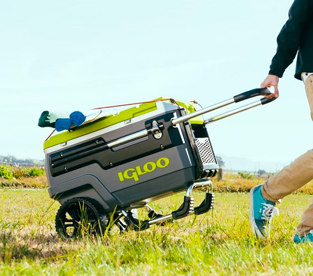 Igloo Trailmate All-Terrain Cooler at werd.com