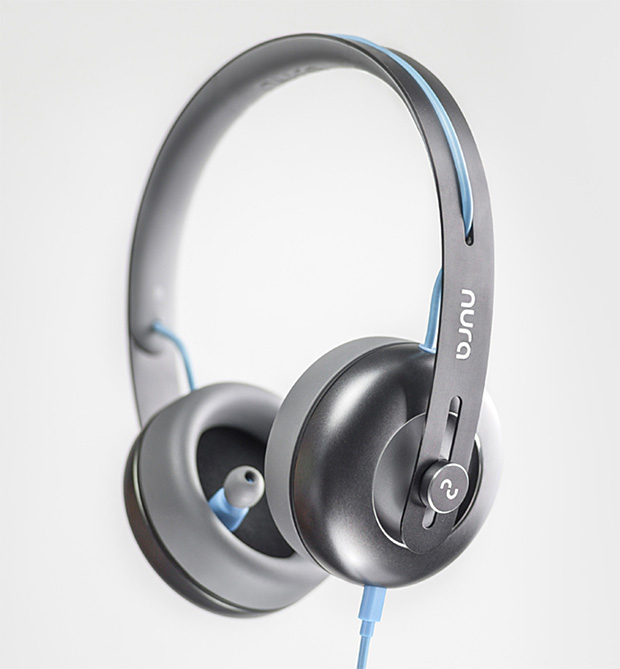 Nura Headphones at werd.com
