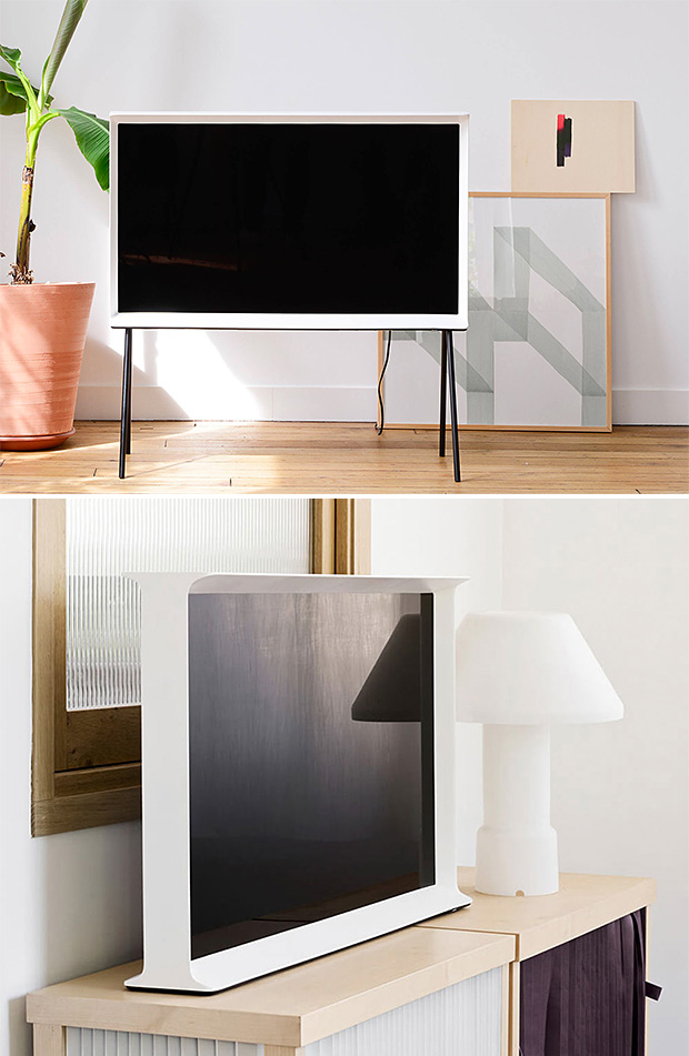 Samsung Serif TV at werd.com