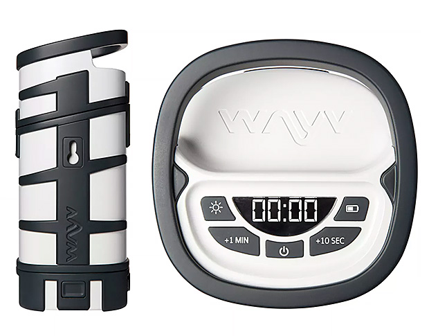 Wayv Adventurer Hand-held Microwave at werd.com