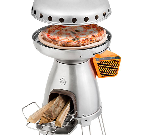 BioLite Pizza Dome at werd.com