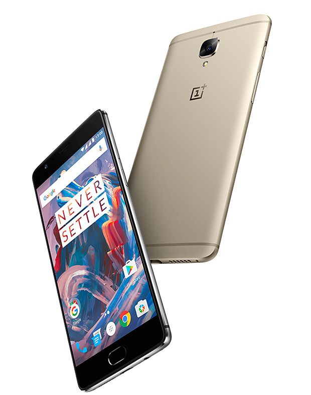 The OnePlus 3 at werd.com