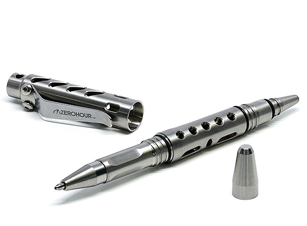 Zerohour Apex Tactical Pen at werd.com
