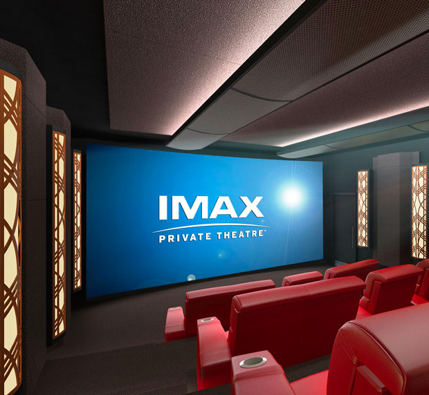 IMAX Private Theater at werd.com