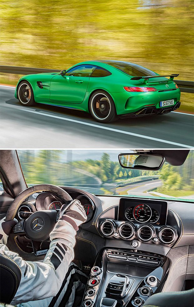 2018 Mercedes-AMG GT R at werd.com