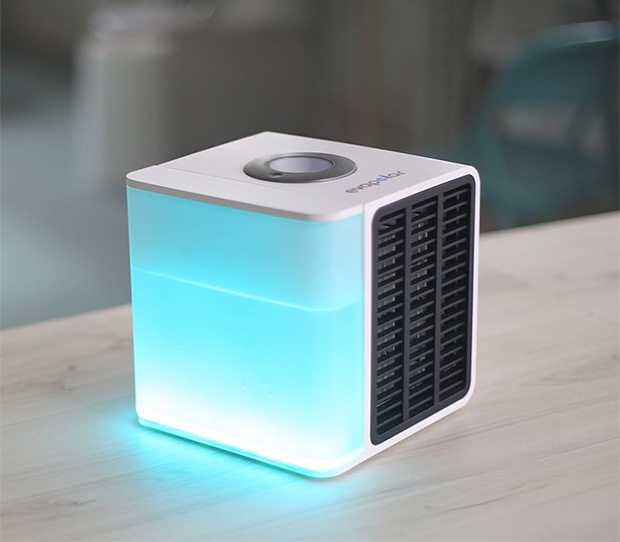 Evapolar Personal Air Conditioner at werd.com