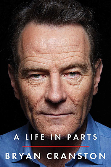 A Life in Parts by Bryan Cranston at werd.com