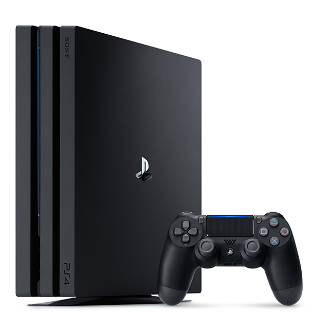 Sony PlayStation 4 Pro at werd.com