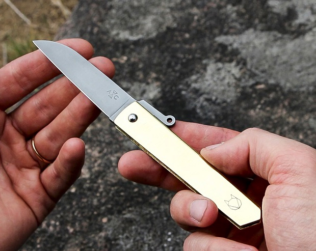 Urban Husky Pocket Knife at werd.com