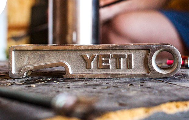 YETI Brick Bottle Opener at werd.com