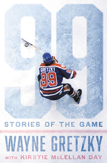 99: Stories of the Game by Wayne Gretzky at werd.com