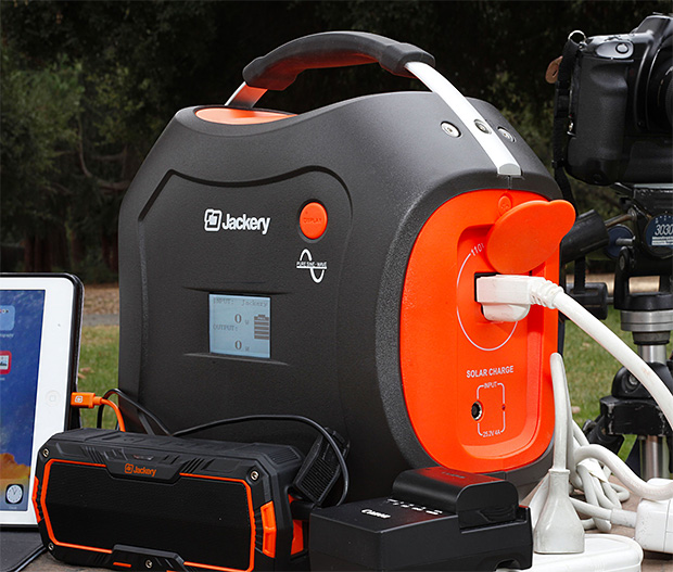 Jackery Power Pro at werd.com
