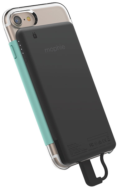 Mophie Hold Force Technology at werd.com