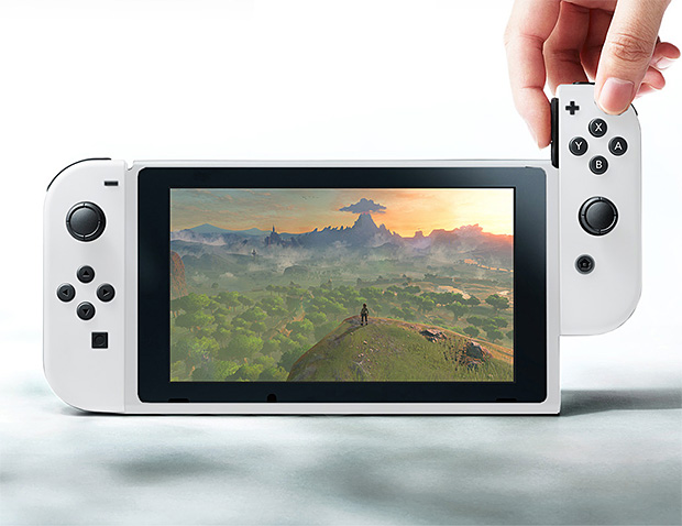 Nintendo Switch at werd.com