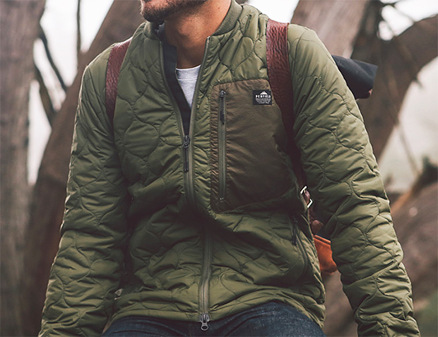 Penfield Oakdale Jacket at werd.com