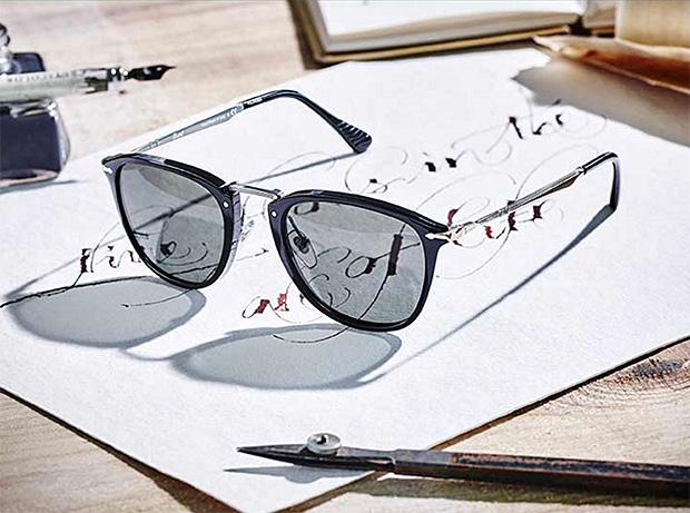 Persol Calligrapher Edition at werd.com