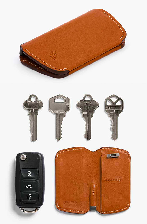 Bellroy Key Cover at werd.com