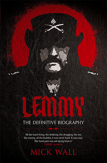 Lemmy: The Definitive Biography at werd.com