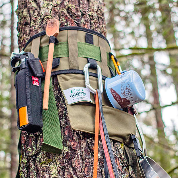 Treeline Treehugger Gear + Supply Cache at werd.com