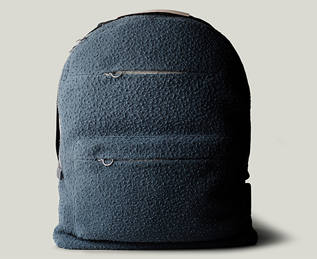 Hardgraft Misfit Backpack at werd.com