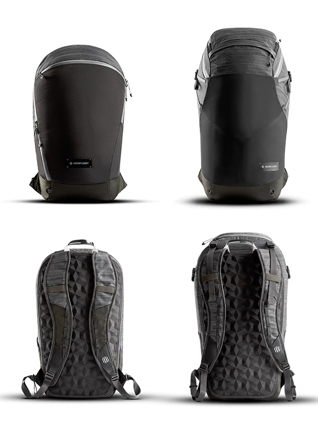 Heimplanet Motion Series Active Backpacks at werd.com