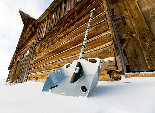 The Alpha Shovel at werd.com