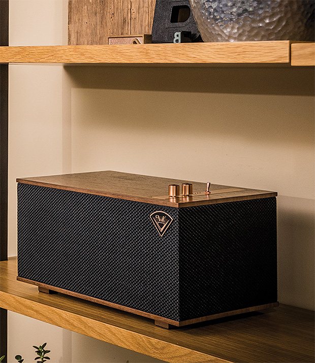 Klipsch The Three at werd.com